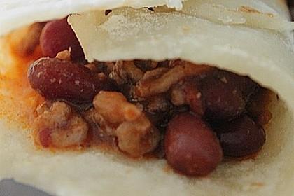 Tortillas aus Weizenmehl 28