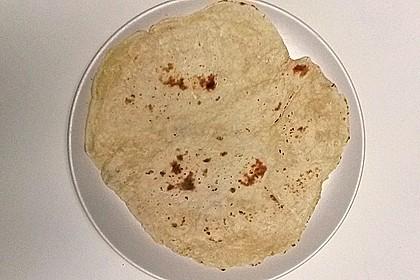 Tortillas aus Weizenmehl 37