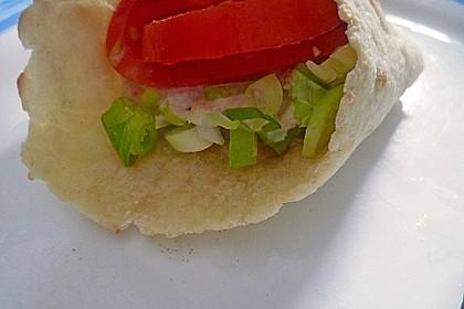 Tortillas aus Weizenmehl 26