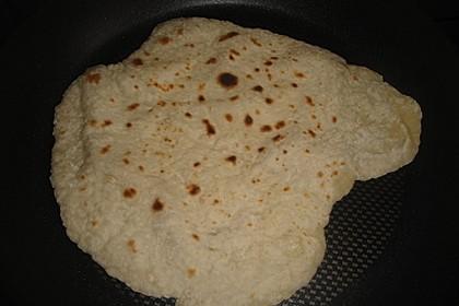 Tortillas aus Weizenmehl 21