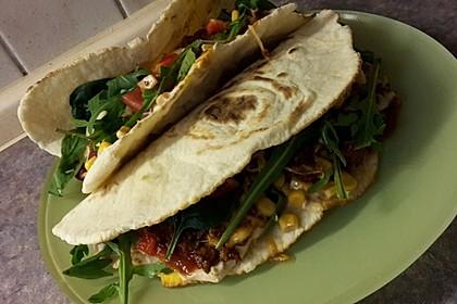 Tortillas aus Weizenmehl 13