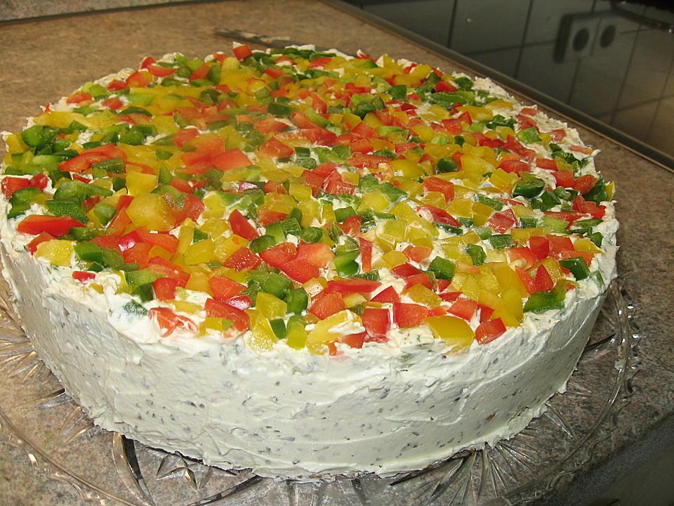 Herzhafte kuchen ohne backen