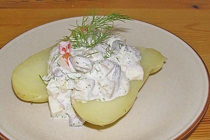 Folienkartoffeln mit Matjes 5