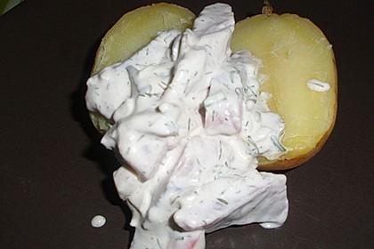 Folienkartoffeln mit Matjes 4