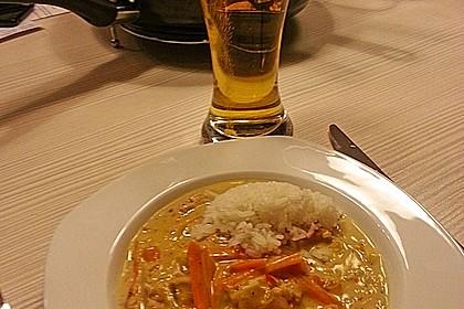 Putengeschnetzeltes mit Karotten - Orangen - Soße 43
