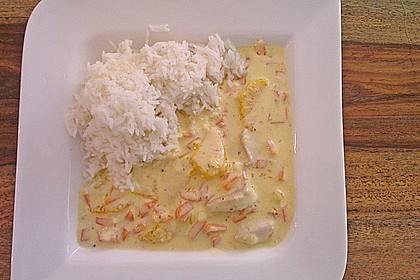 Putengeschnetzeltes mit Karotten - Orangen - Soße 39