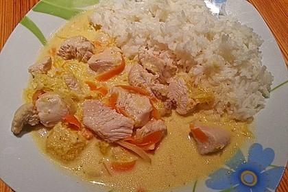 Putengeschnetzeltes mit Karotten - Orangen - Soße 28