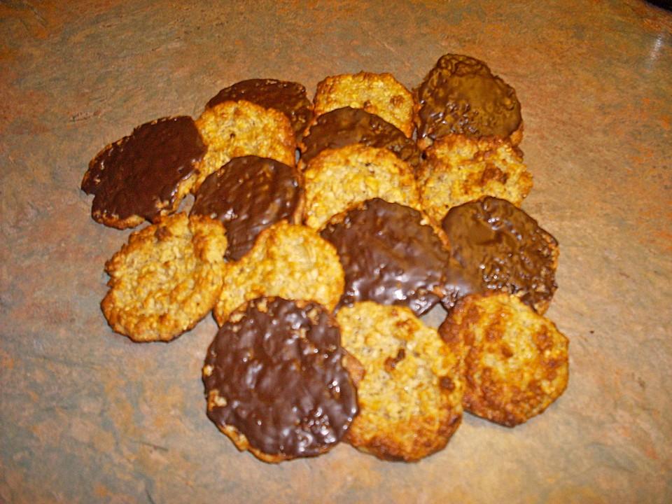 vollkorn bananen kekse ohne zucker und fett von. Black Bedroom Furniture Sets. Home Design Ideas