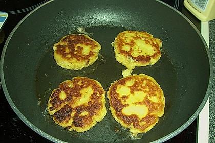 Kartoffelpüree - Bratlinge 5