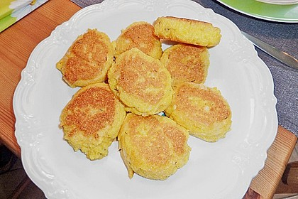 Kartoffelpüree - Bratlinge 6