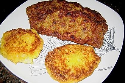 Kartoffelpüree - Bratlinge 1