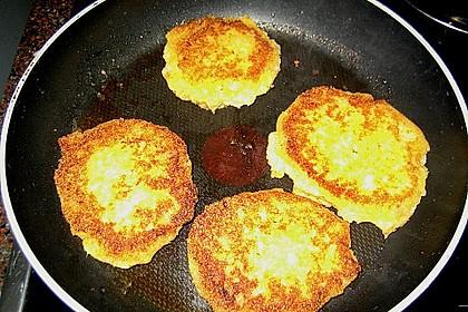 Kartoffelpüree - Bratlinge 7