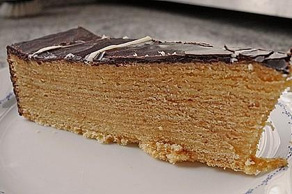 Baumkuchen - Ecken 14