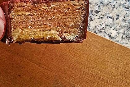 Baumkuchen - Ecken 20