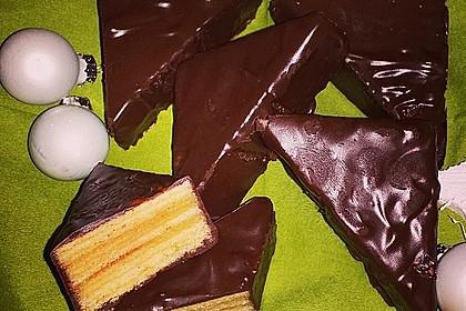 Baumkuchen - Ecken 4