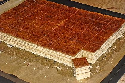 Baumkuchen - Ecken 2