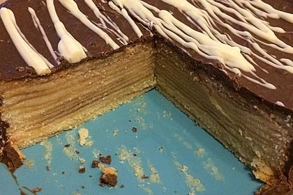 Baumkuchen - Ecken 18