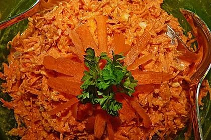 Karottensalat 3