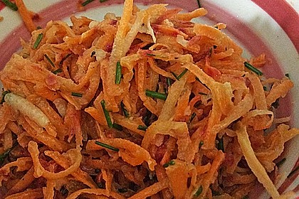 Karottensalat 13