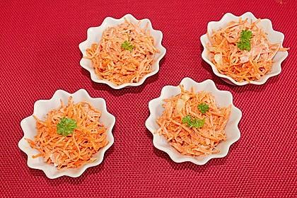Karottensalat 2