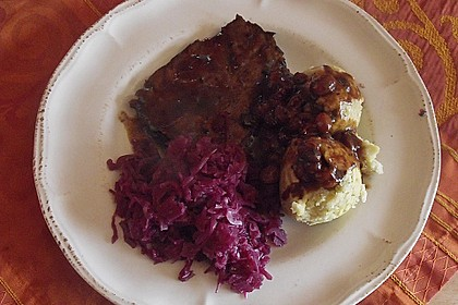 Omas rheinischer Sauerbraten 11