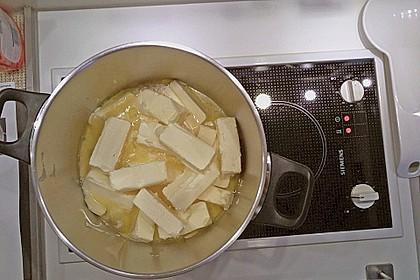Ghee, bzw. Butterschmalz, selber hergestellt 80
