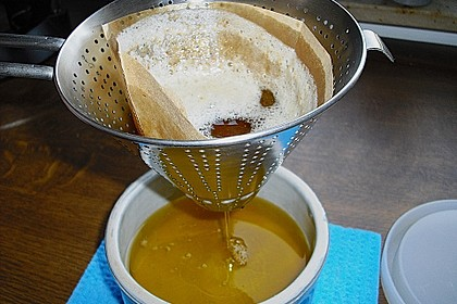 Ghee, bzw. Butterschmalz, selber hergestellt 20