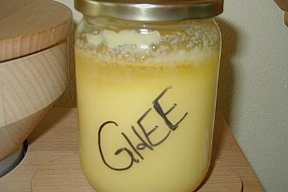 Ghee, bzw. Butterschmalz, selber hergestellt 73