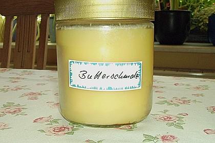 Ghee, bzw. Butterschmalz, selber hergestellt 39