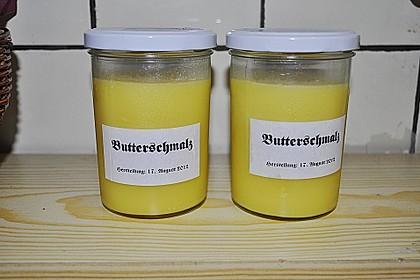 Ghee, bzw. Butterschmalz, selber hergestellt 7