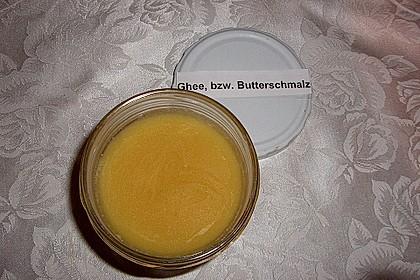 Ghee, bzw. Butterschmalz, selber hergestellt 18