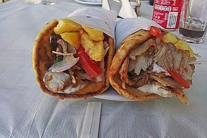 Gyros - Pita - Taschen 3