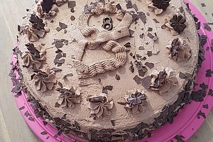Mousse au Chocolat - Torte 29
