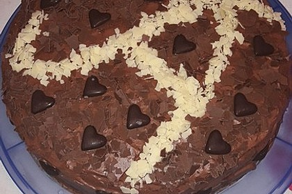 Mousse au Chocolat - Torte 15
