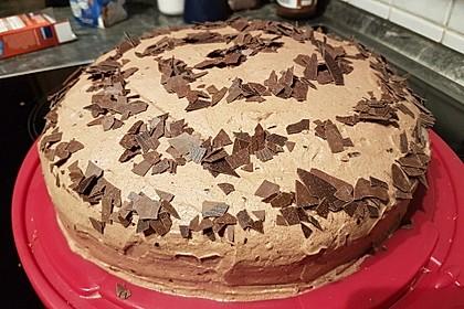 Mousse au Chocolat - Torte 42