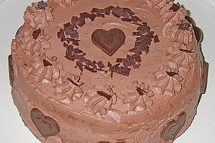 Mousse au Chocolat - Torte 19