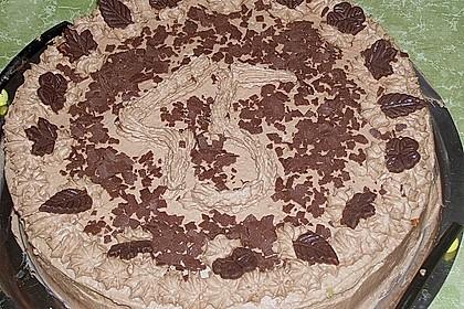 Mousse au Chocolat - Torte 48