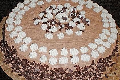 Mousse au Chocolat - Torte 33