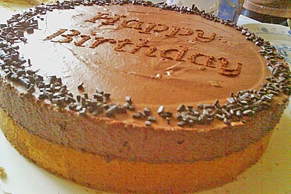 Mousse au Chocolat - Torte 37