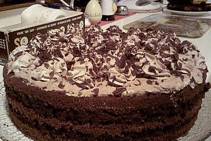 Mousse au Chocolat - Torte 44