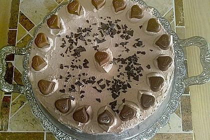Mousse au Chocolat - Torte 8