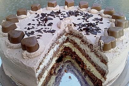 Mousse au Chocolat - Torte 12