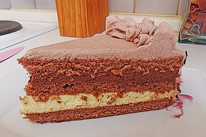 Mousse au Chocolat - Torte 18