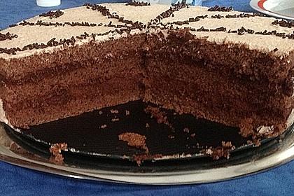 Mousse au Chocolat - Torte 28