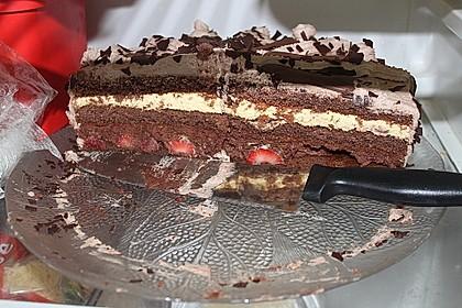 Mousse au Chocolat - Torte 27