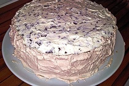 Mousse au Chocolat - Torte 46