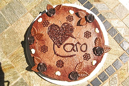 Mousse au Chocolat - Torte 20