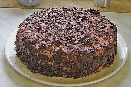 Mousse au Chocolat - Torte 21