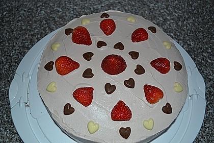 Mousse au Chocolat - Torte 34