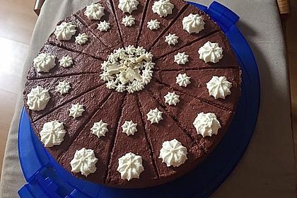 Mousse au Chocolat - Torte 9